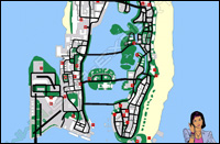 Mappa violenze Vice City