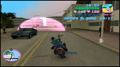 Vice City Due ruote d'acciaio