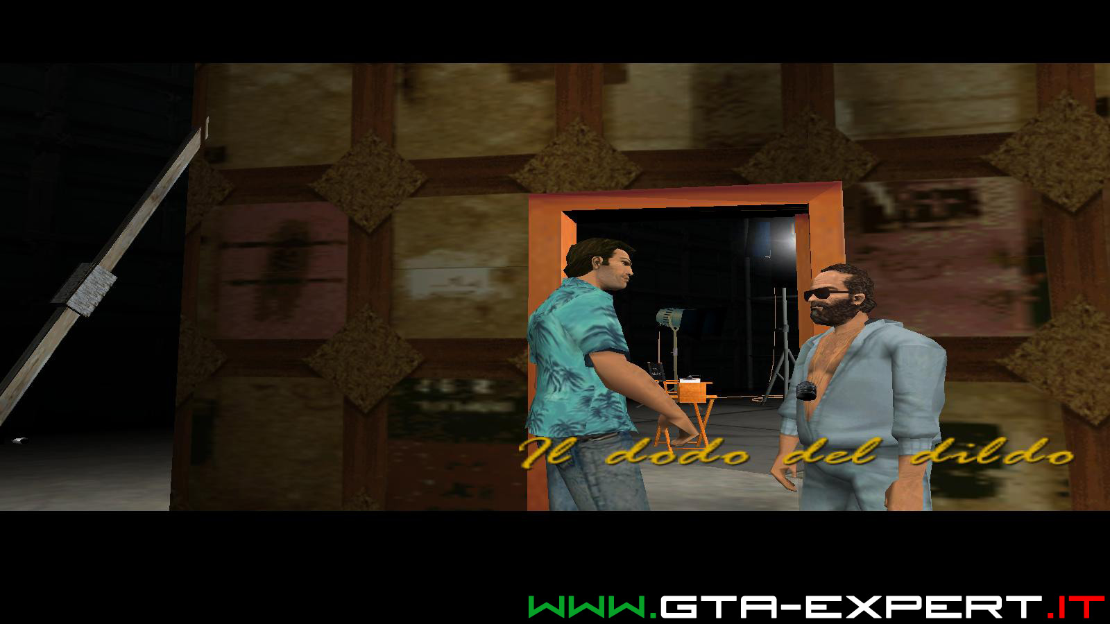 GTA: Vice City: Mission #55 - Dildo