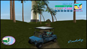 Vice City Caddy