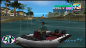 Vice City Dinghy