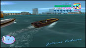 Vice City Jetmax Cubano