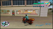 Vice City Pizza Boy