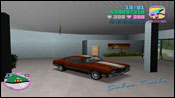Vice City Sabre Turbo