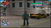 Vice City Taxi