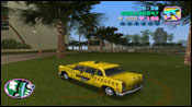 Vice City Taxi Kaufman