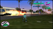 Minigun Vice City