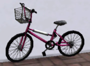 BMX Girl GTA Vice City Stories