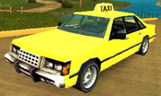 Taxi GTA Vice City Stories