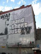 GTA 4 NY Cartellone