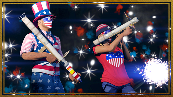 Independence Day 2018 su GTA Online