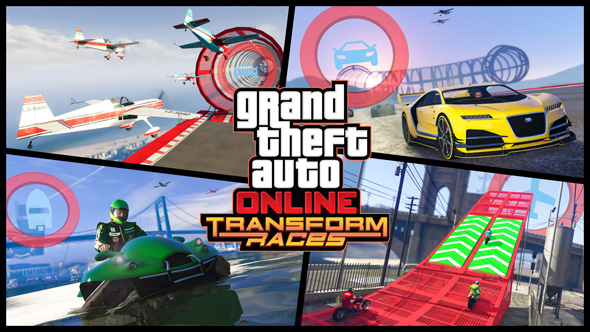 GTA Online: Transform Races