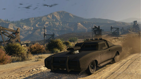Screenshot GTA V per PC