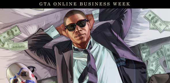 Settimana del Business su GTA Online