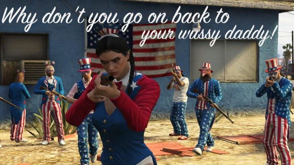 Contest Independence Day GTA Online