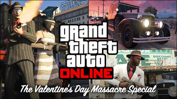 Valentine Day Massacre Special