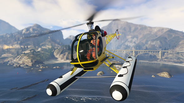 Sea Sparrow su GTA Online