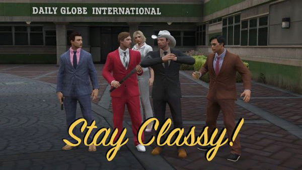 Contest Business GTA Online