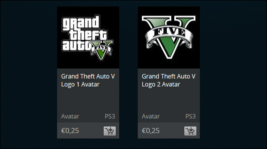 Avatar PSN GTA 5