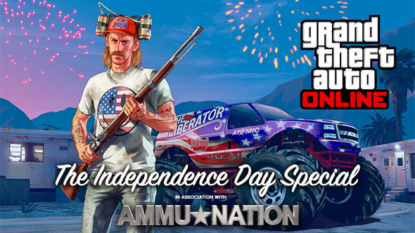 DLC Independence Day per GTA Online