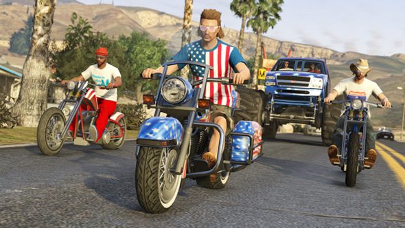 Sovereign del DLC Independence Day