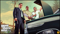 GTA 5 Artwork The Trunk