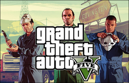 GTA 5 Fan Art