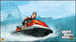 GTA 5 Artwork Cash and Carry: By Sea