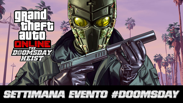 Evento ufficiale Snapmatic #Doomsday