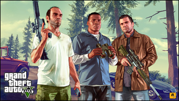 GTA 5 The Hunt Wallpaper