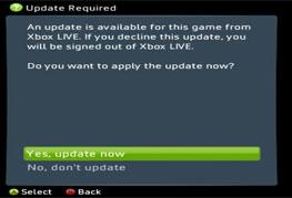 GTA IV Update 360