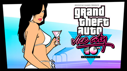 GTA: Vice City 10° Anniversario